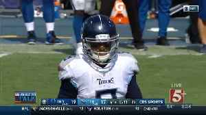 Titans Talk: Titans fall to the Colts 19-17 p1 [Video]