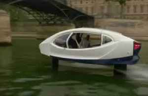 A new way to hitch a ride in Paris: future 'flying' taxi [Video]