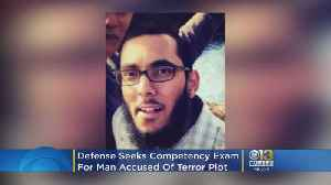 Defense Seeks Competency Exam For Rondell Henry, Man Accused Of Terror Plot [Video]