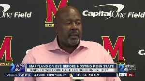Maryland on bye week before hosting Penn State [Video]