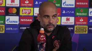 Pep Guardiola relishing finding a solution to Man City's central defensive problems [Video]