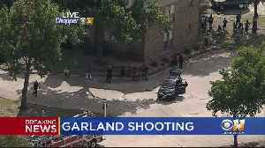 Garland Police Investigate Scene Where Multiple People Shot [Video]