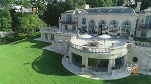 Living Large: Long Island Palace By The Sea [Video]