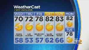 New York Weather: CBS2 9/17 Evening Forecast at 5PM [Video]