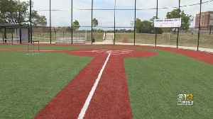 Brooks Robinson Field Now Open In West Baltimore [Video]