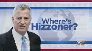 Where's Hizzoner?: Sept. 17, 2019 [Video]