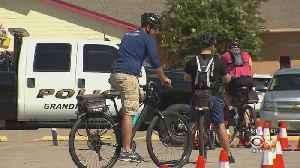 North Texas Police Bike Program Going International [Video]