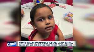 3-year-old boy found sleeping on stranger's porch, police in contact with grandparents [Video]