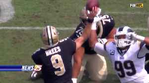 Report: Brees to have surgery on torn ligament in thumb [Video]