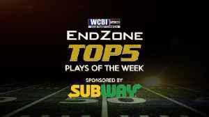 WCBI EndZone Top Five Plays: Week Four [Video]