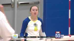 High School Volleyball: Blackhawk, Heritage Pick Up Wins [Video]