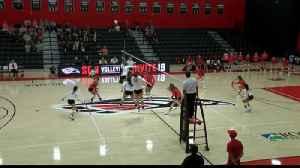 Raiders volleyball starting to find their 'rhythm' [Video]