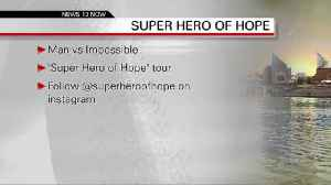 Man vs Impossible Hero of Hope 9-17-2019 [Video]