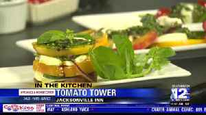 In the Kitchen: Tomato Tower [Video]