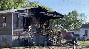 3 year old dies from house fire [Video]