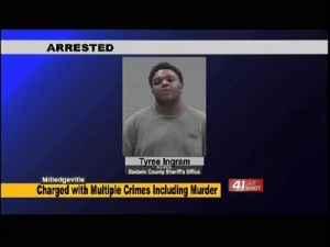 Baldwin County Sheriff's deputies arrest murder suspect [Video]
