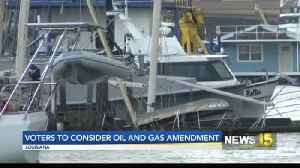 Louisiana Voters To Oil And Gas Property Tax Exemption [Video]
