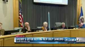 Olmsted Sheriff's Office getting new body cameras [Video]