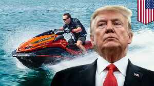 Secret Service wants jet skis to protect President Trump [Video]