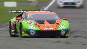 ADAC GT Masters - Nürburgring 2019 - News [Video]