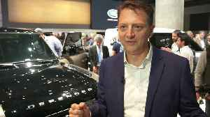 Jaguar Land Rover at 2019 IAA - Nick Rogers, Director, Product Engineering, Jaguar Land Rover [Video]