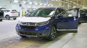 Honda Celebrates 40 Years of Manufacturing in America [Video]
