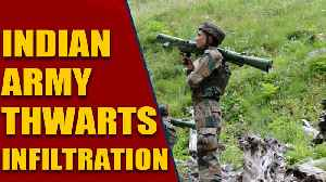 Indian troops push back BAT terrorists, video released |OneIndia News [Video]