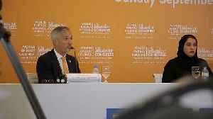 "Energy ""Trilemma"" Debated at World Energy Congress in Abu Dhabi [Video]"