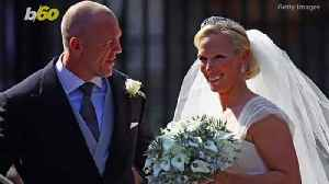 The Touching Way Zara Tindall Honored Her Grandma, The Queen, at Her Wedding [Video]