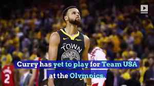 Steph Curry Plans to Play in 2020 Olympics [Video]