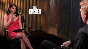 THE KITCHEN: Domhnall Gleeson's tough side doesn't exist [Video]