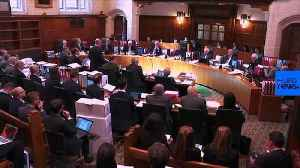 Watch again: Supreme Court hears evidence on parliament suspension [Video]