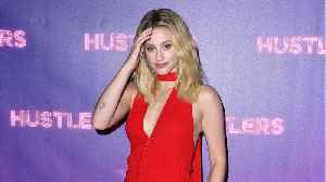 Lili Reinhart Shows Off Oatmeal Facial [Video]
