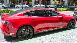 Tesla Trolls Porsche With New Supercharger [Video]