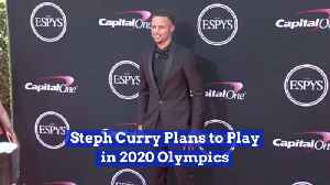 Steph Curry Preps For Next Years Olympics [Video]