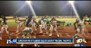 Lincoln High student talks about racial taunts [Video]