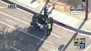 15-year-old Chandler High student suffers serious injuries in crash [Video]