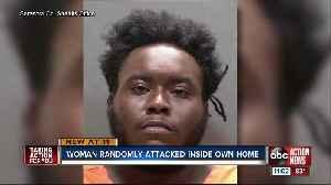 Watchful Sarasota neighbor key in arrest of burglary, sexual battery suspect [Video]