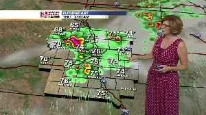 Jennifer's Wednesday Forecast [Video]