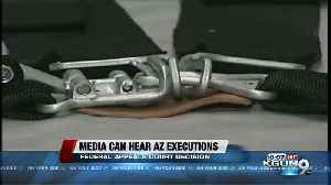 Media should hear Arizona executions, US appeals court rules [Video]