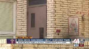 KCFD opens new fire station as it closes another, worrying neighbors [Video]