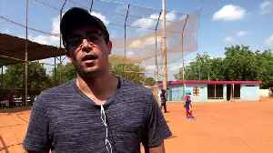 Trying to hit a home run in struggling Venezuela [Video]