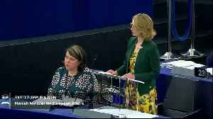 Risk of no-deal Brexit 'very real': EU's Juncker [Video]