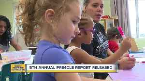 5 years into 'PRE4CLE,' more Cleveland children enrolled in quality preschool, but more work needed [Video]