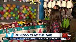 Fun games at the Kern County Fair [Video]