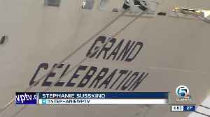 Grand Celebration cruise ship returns from Bahamas [Video]