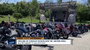 House of Harley hosts SAP Veterans Ride, raises more than $29,000 [Video]