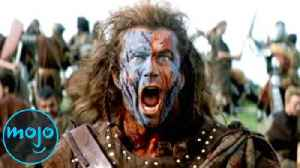 Top 10 Historical Battles Movies Got Wrong [Video]