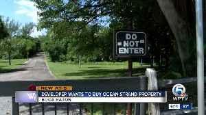 Developer offers to buy Ocean Strand for $67.5 million in Boca Raton [Video]