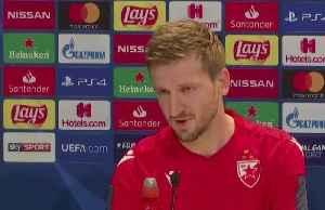 Red Star Belgrade say they aren't afraid of Bayern Munich [Video]